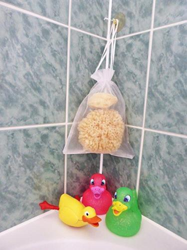 Contented Infant's Natural Sea Sponge for Baby & Toddler 2 pack