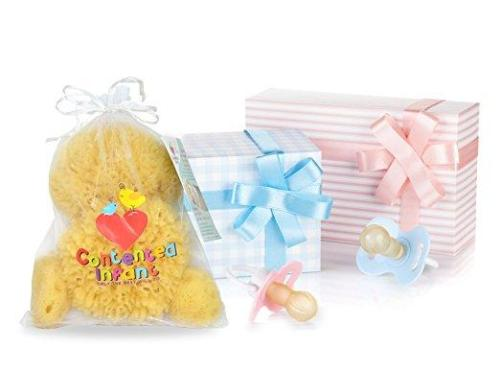 Contented Infant's Natural Sea Sponge for Baby & Toddler gifts