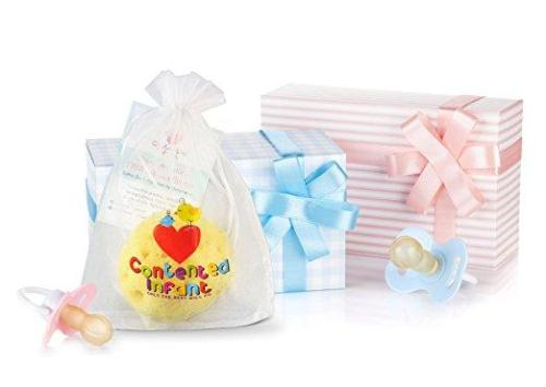 Contented Infant Fina Silk Sea Sponge gifts